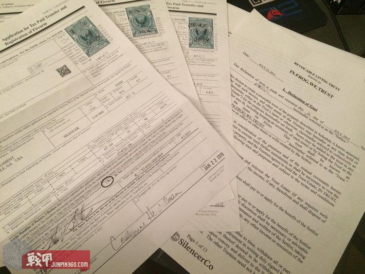 真正的有效的Form4以及信托文件