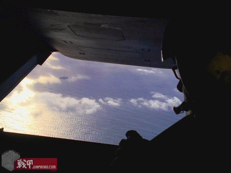 Here's one more glimpse of the USS America from the MV-22B as we flew back to shore.