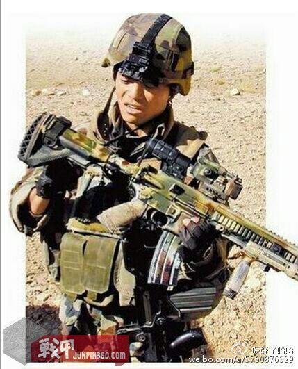 在阿富汗的谢秉希