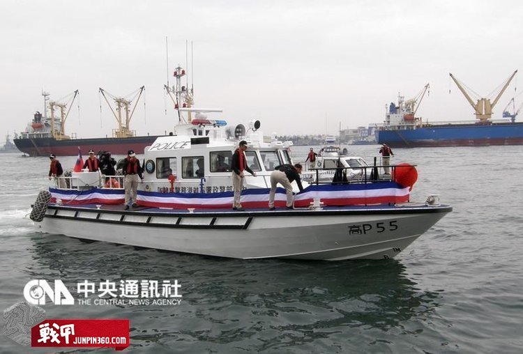 高雄港警配备的警用快艇(装备了热成像仪).jpg
