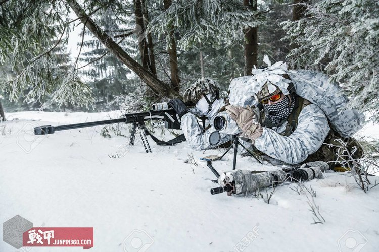 75779923-winter-arctic-mountains-warfare-action-in-cold-conditions-sniper-and-spotter-with-weapons-in-wait-so.jpg