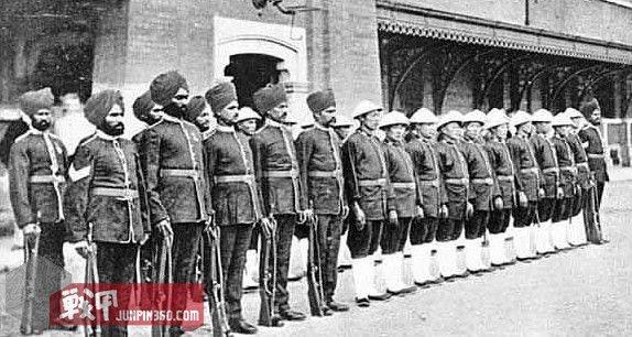 4 香港1910年代的印度及華籍警察.jpg