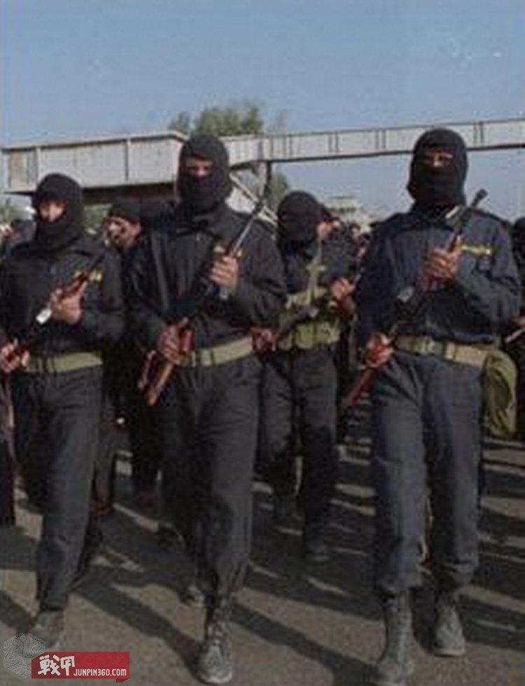 据美国情报机构分析萨达姆敢死队大概有1.8万到4万人.jpg
