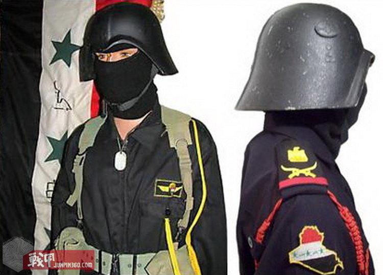 萨达姆敢死队是萨达姆长子乌代亲手组建的一支准军事组织。.jpg