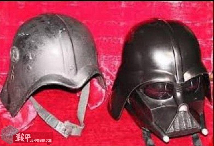 星战盔(左)与道具盔(右).jpg