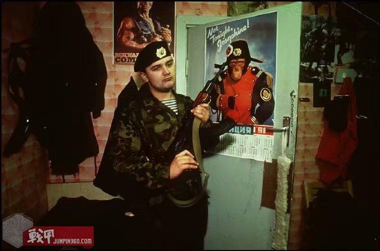 拉脱维亚里加OMON 1991年