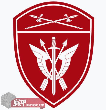 2017年后的国民近卫军SOBR通用臂章(乌拉尔)