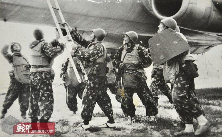 1980年练习反劫机中的SOBR