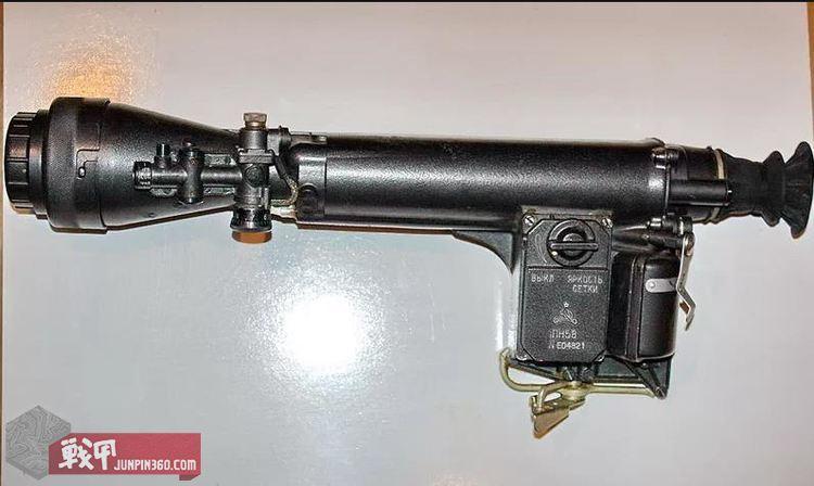 前苏联1PN58微光夜视仪