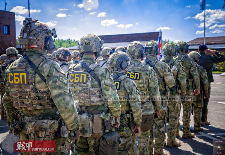 联邦保卫局总统警卫团(SVP FSO RF)