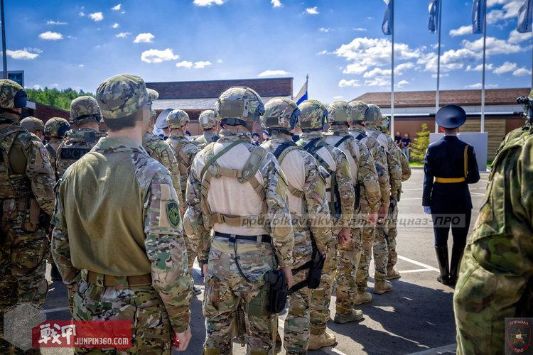 联邦安全局特战中心(TSSN FSB RF)SMERSH 龙卷风 C队
