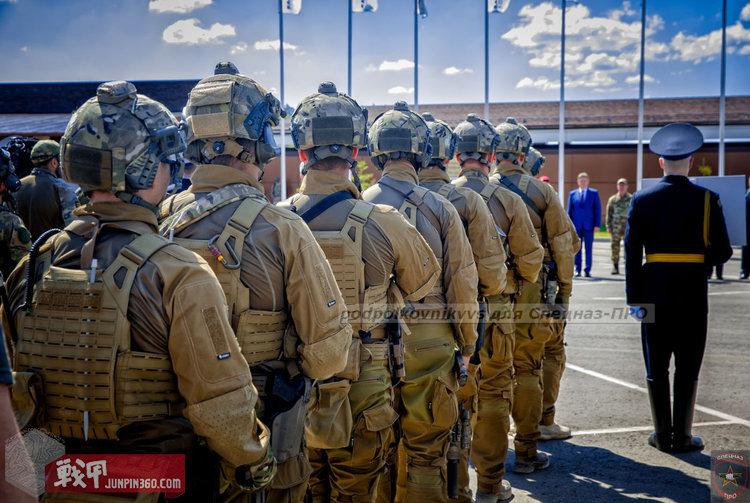 俄罗斯联邦武装力量总参谋部特种作战部队SSO 谢涅日特战中心