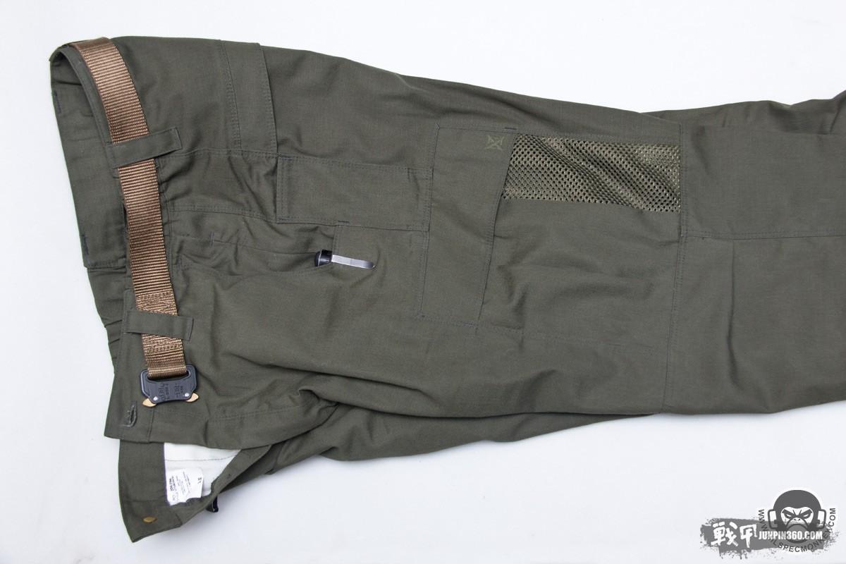 独特散热:Vertx Phantom OPS(幽灵行动)战术裤